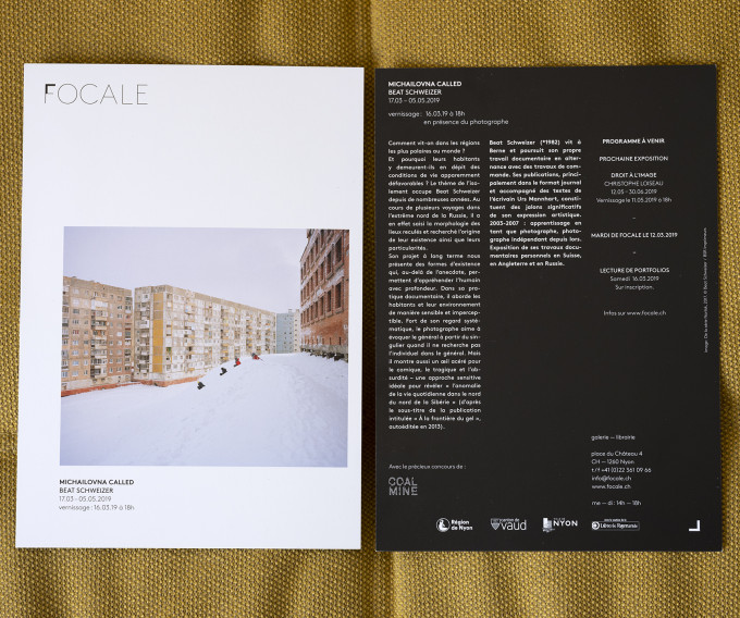 Exhibition at FOCALE